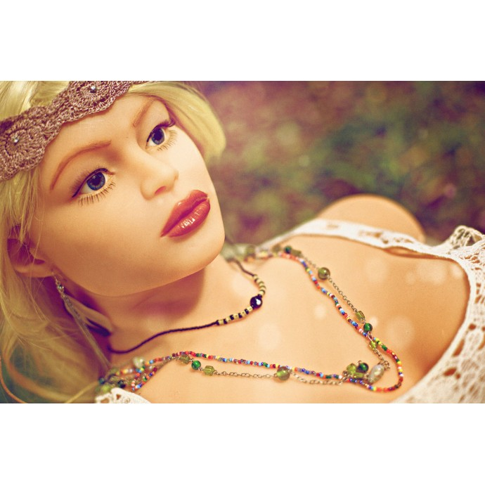 Супер-релистичная кукла Тая