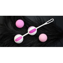 Вагинальные шарики Gvibe Geisha Balls 2 (ex. Fun Toys), 3 см