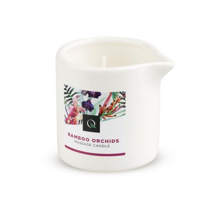 Exotiq Massage Candle Bamboe Orchideeen - массажная свеча бамбук и орхидея, 60 мл